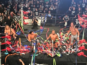 Young Bucks Interview,ROH Manhattan Mayhem Review (Episode 126)